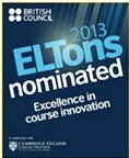 ELTon Award for Life British English