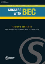 Success with BEC: Teacher's Companion