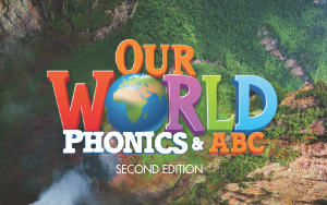 Our World Phonics with ABC, Second Edition