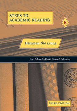 Steps to Academic Reading 5: Between the Lines