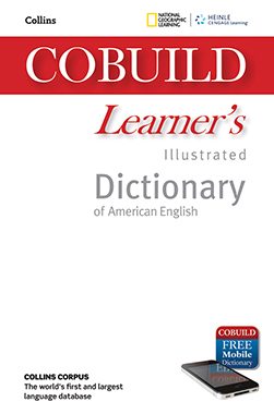 COBUILD Learner's Illustrated Dictionary of American English with Mobile Application