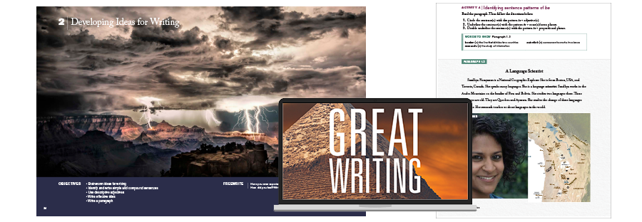 Great Writing 5e