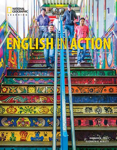 English in Action 3e - Level 1