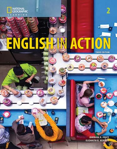 English in Action 3e - Level 2