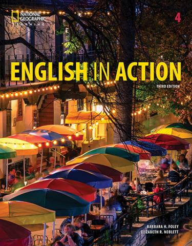 English in Action 3e - Level 4